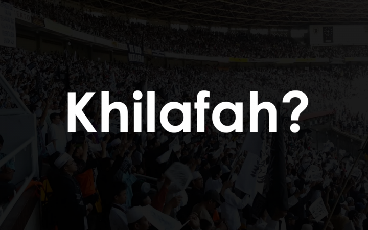 Khilafah, a Decline in the Practice of Statehood