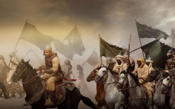 Islamic History beyond Narratives of War