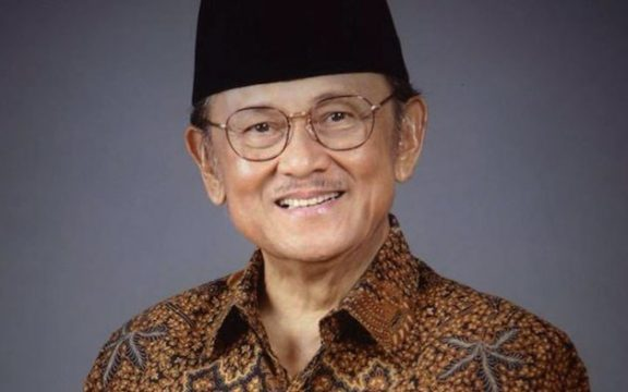 B.J. Habibie, an Obituary