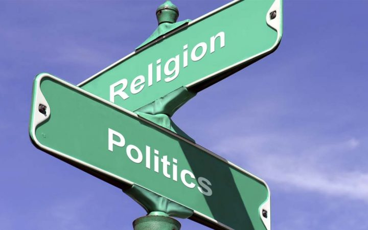 Separating Religion and State is Impossible