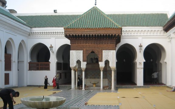Al-Qarawiyin, the Oldest University Established by Woman